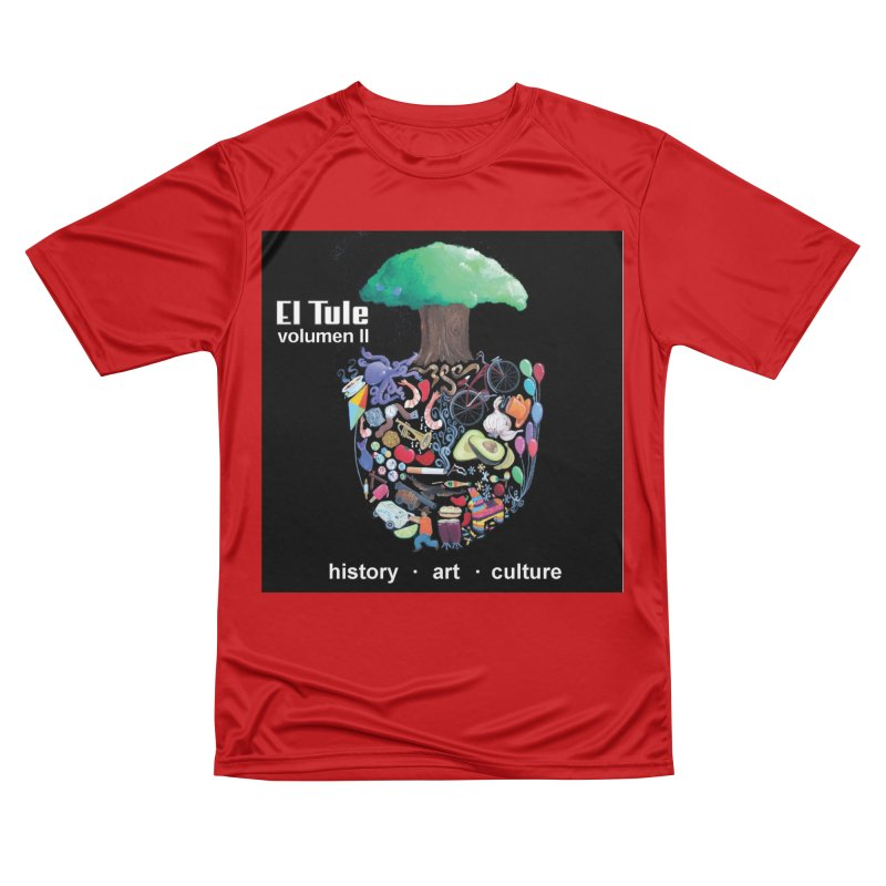 "El Tule ""Volumen II"" Album Cover Men's Performance T-Shirt by El Tule Store"