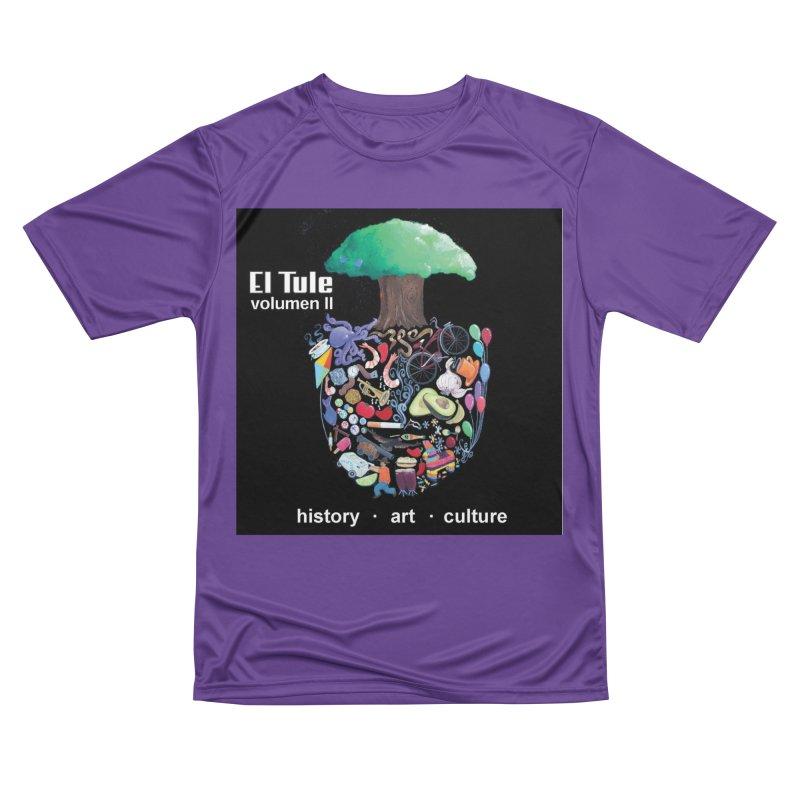 "El Tule ""Volumen II"" Album Cover Men's Performance T-Shirt by El Tule Store"