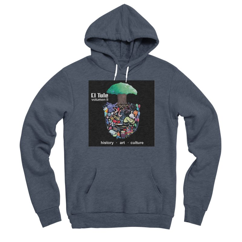 "El Tule ""Volumen II"" Album Cover Men's Sponge Fleece Pullover Hoody by El Tule Store"