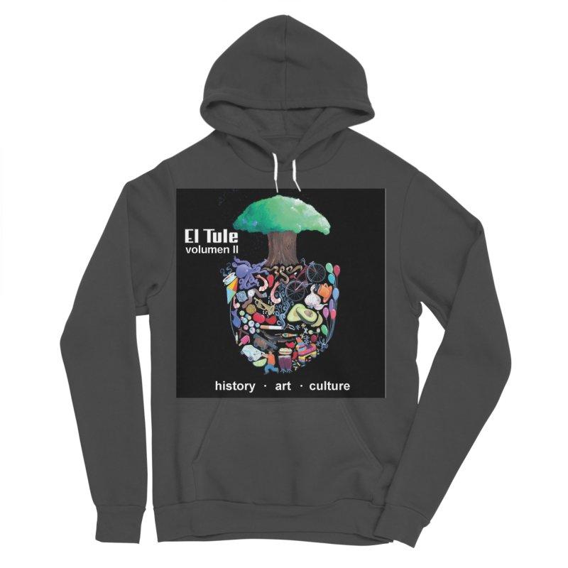 "El Tule ""Volumen II"" Album Cover Women's Sponge Fleece Pullover Hoody by El Tule Store"
