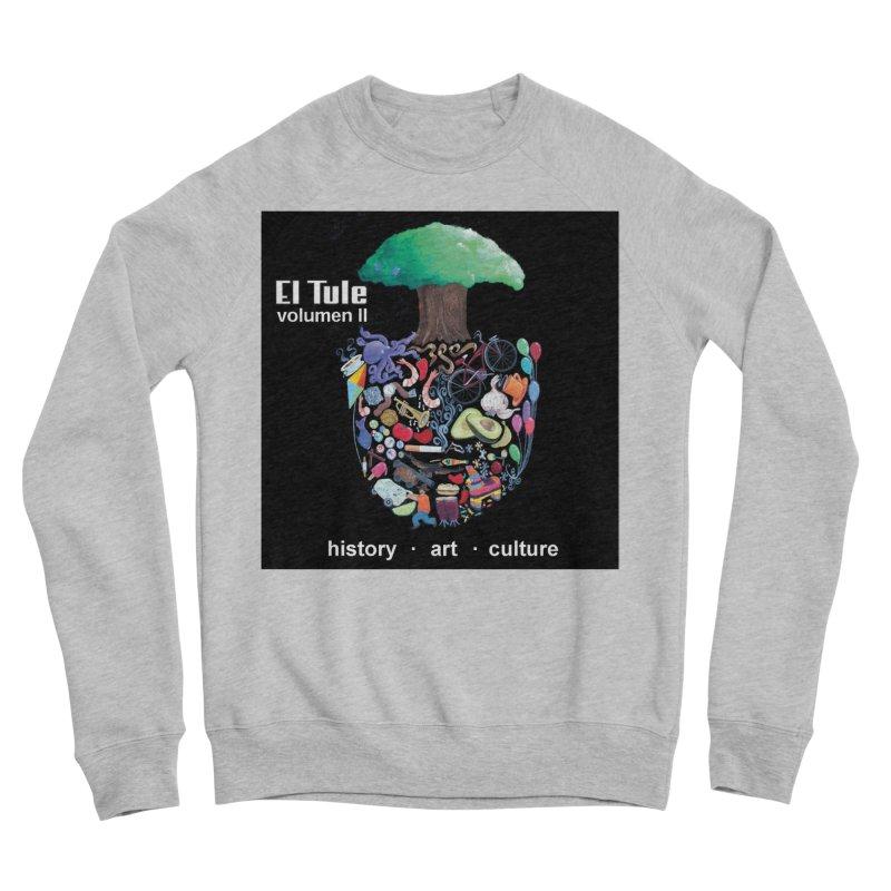 """El Tule """"Volumen II"""" Album Cover Men's Sponge Fleece Sweatshirt by El Tule Store"""