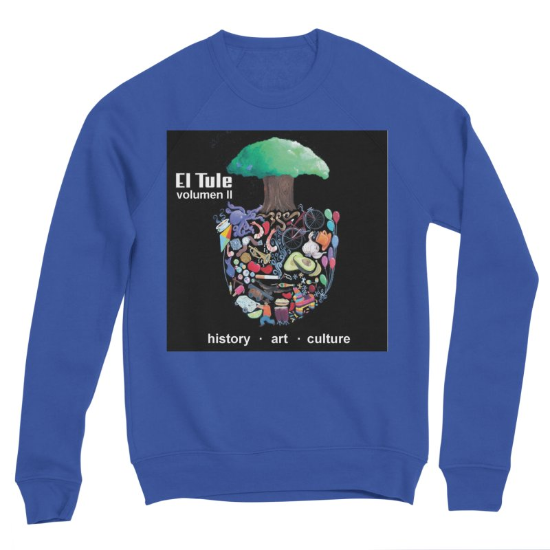"El Tule ""Volumen II"" Album Cover Women's Sweatshirt by El Tule Store"