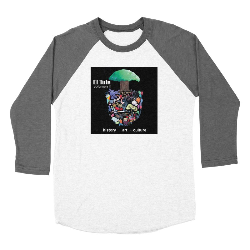 """El Tule """"Volumen II"""" Album Cover Women's Longsleeve T-Shirt by El Tule Store"""