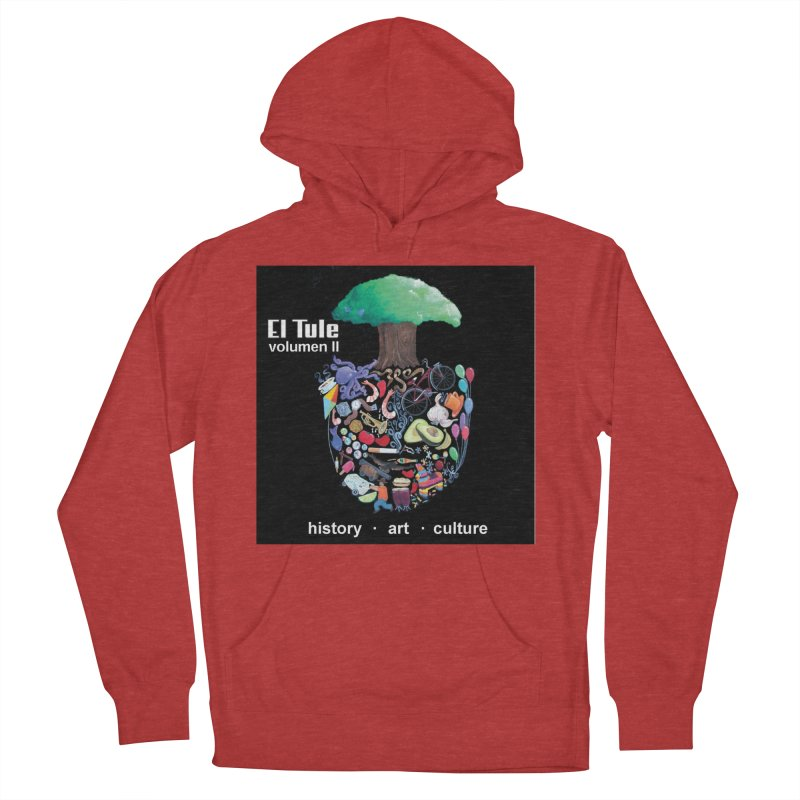 "El Tule ""Volumen II"" Album Cover Women's French Terry Pullover Hoody by El Tule Store"