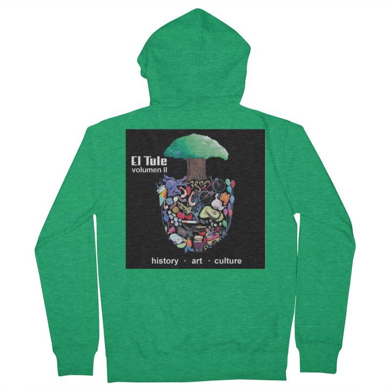 """El Tule """"Volumen II"""" Album Cover Women's Zip-Up Hoody by El Tule Store"""