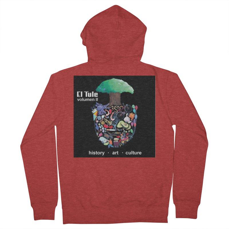 """El Tule """"Volumen II"""" Album Cover Men's French Terry Zip-Up Hoody by El Tule Store"""