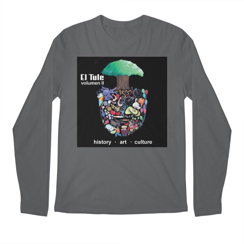 """El Tule """"Volumen II"""" Album Cover Men's Longsleeve T-Shirt by El Tule Store"""
