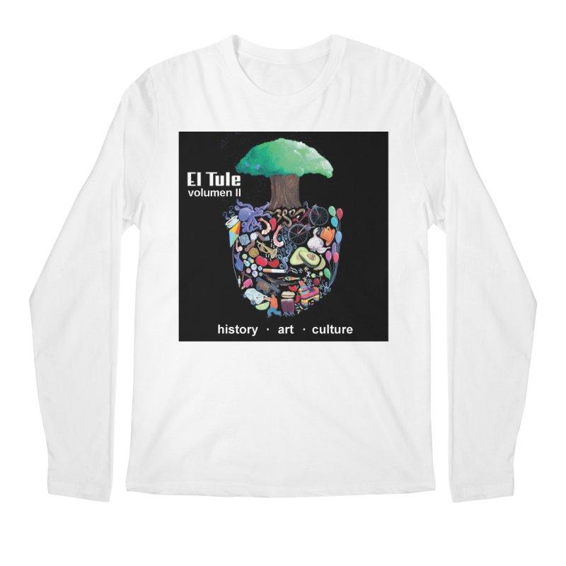 """El Tule """"Volumen II"""" Album Cover Men's Regular Longsleeve T-Shirt by El Tule Store"""