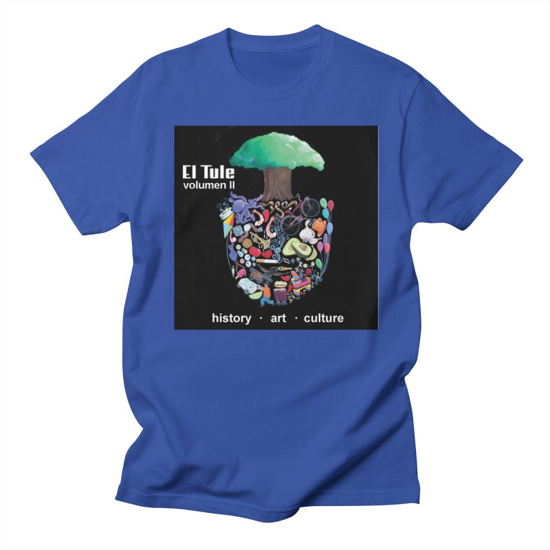 "El Tule ""Volumen II"" Album Cover Women's Regular Unisex T-Shirt by El Tule Store"