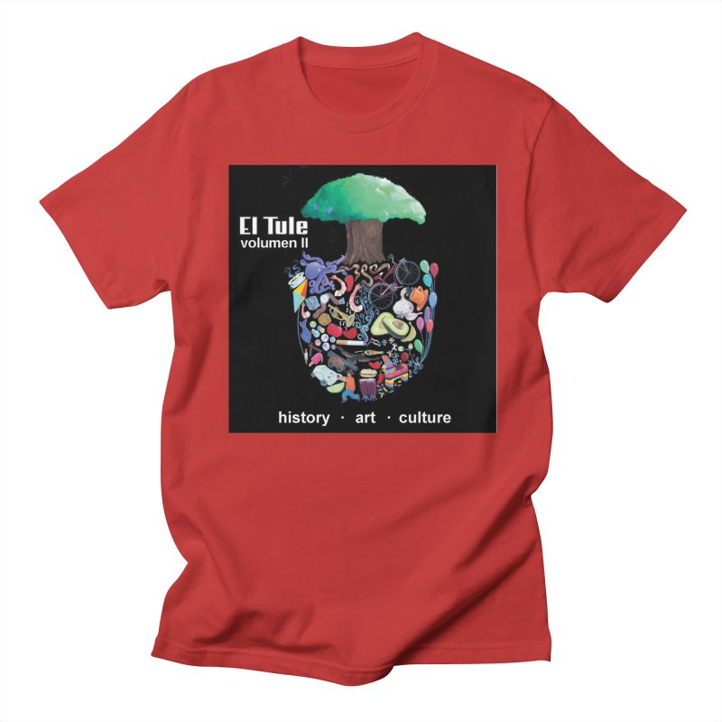"El Tule ""Volumen II"" Album Cover Women's Regular Unisex T-Shirt by El Tule Store"