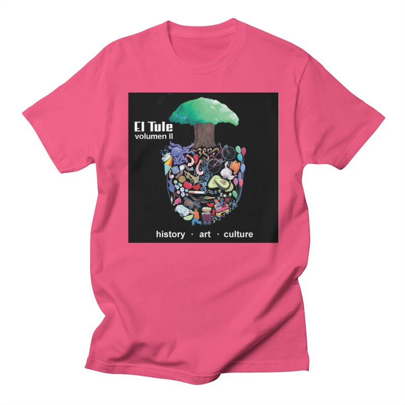 "El Tule ""Volumen II"" Album Cover Men's Regular T-Shirt by El Tule Store"