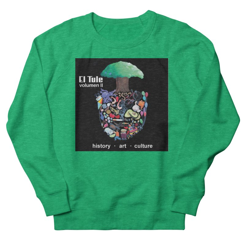 "El Tule ""Volumen II"" Album Cover Women's French Terry Sweatshirt by El Tule Store"