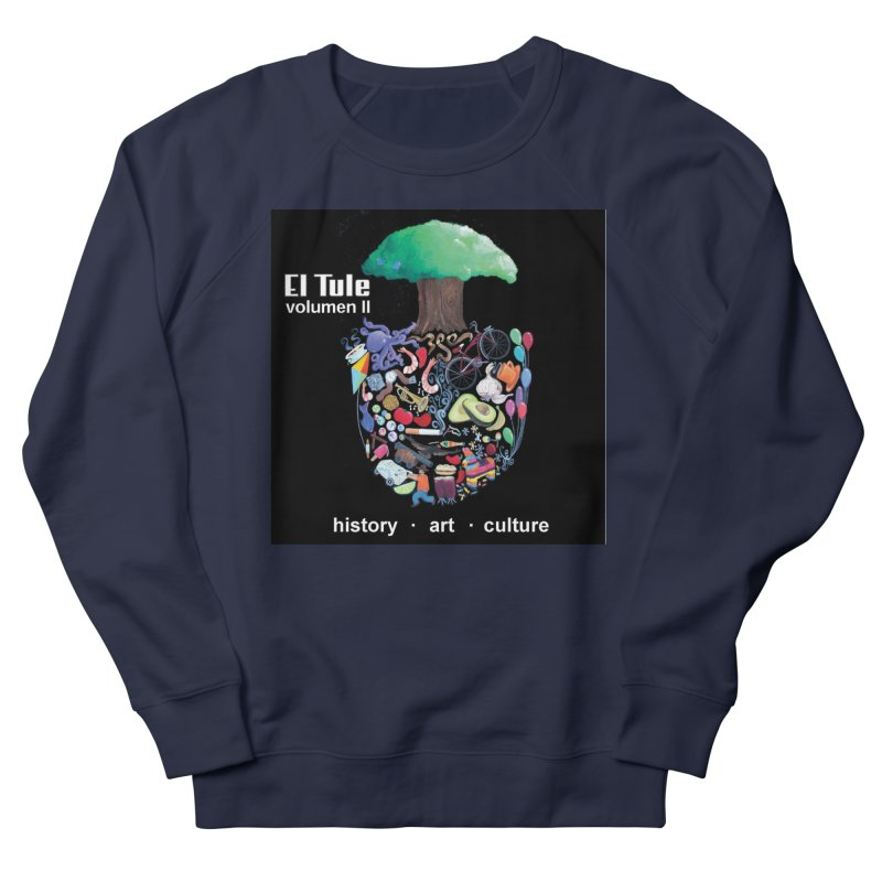 "El Tule ""Volumen II"" Album Cover Men's French Terry Sweatshirt by El Tule Store"