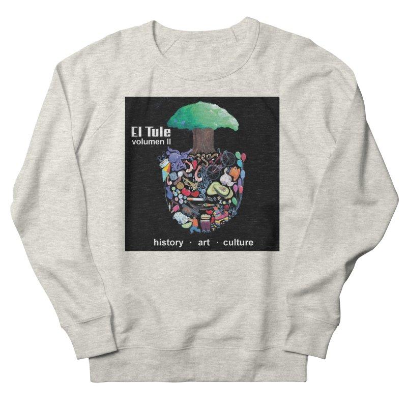 "El Tule ""Volumen II"" Album Cover Men's French Terry Sweatshirt by El Tule Store"