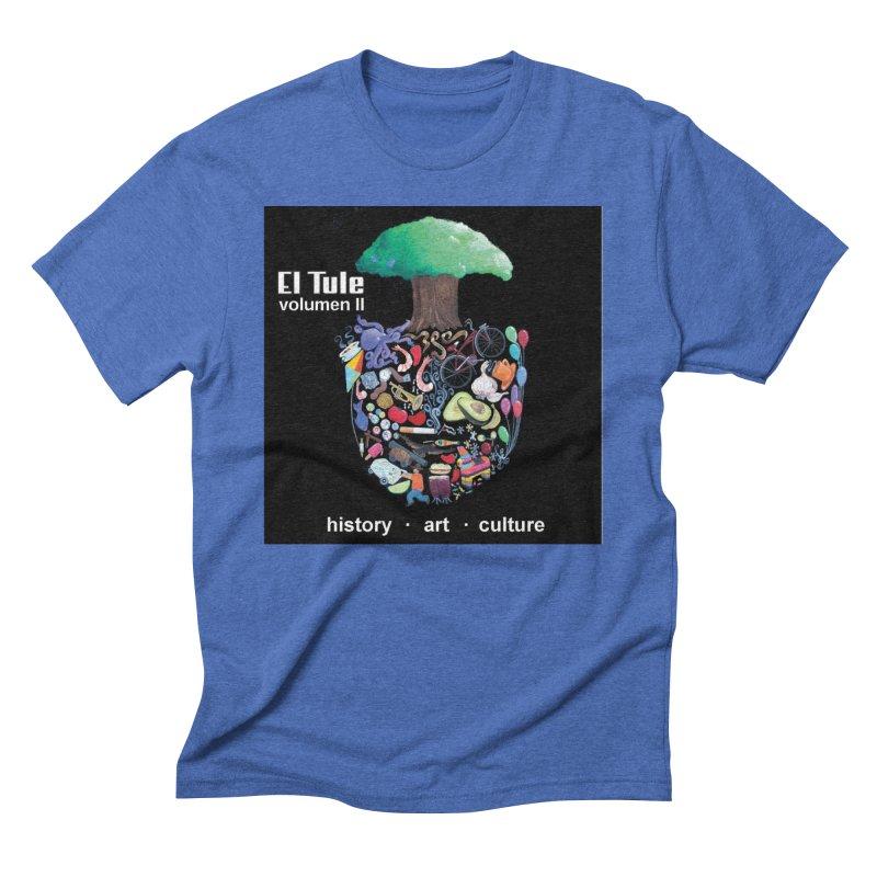 "El Tule ""Volumen II"" Album Cover Men's T-Shirt by El Tule Store"