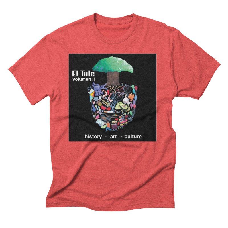 "El Tule ""Volumen II"" Album Cover Men's Triblend T-Shirt by El Tule Store"