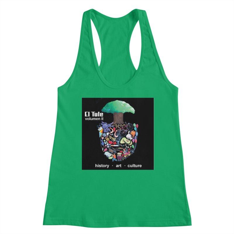 "El Tule ""Volumen II"" Album Cover Women's Tank by El Tule Store"