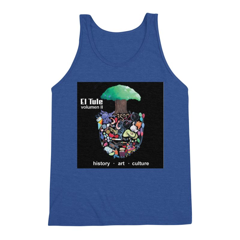 "El Tule ""Volumen II"" Album Cover Men's Tank by El Tule Store"
