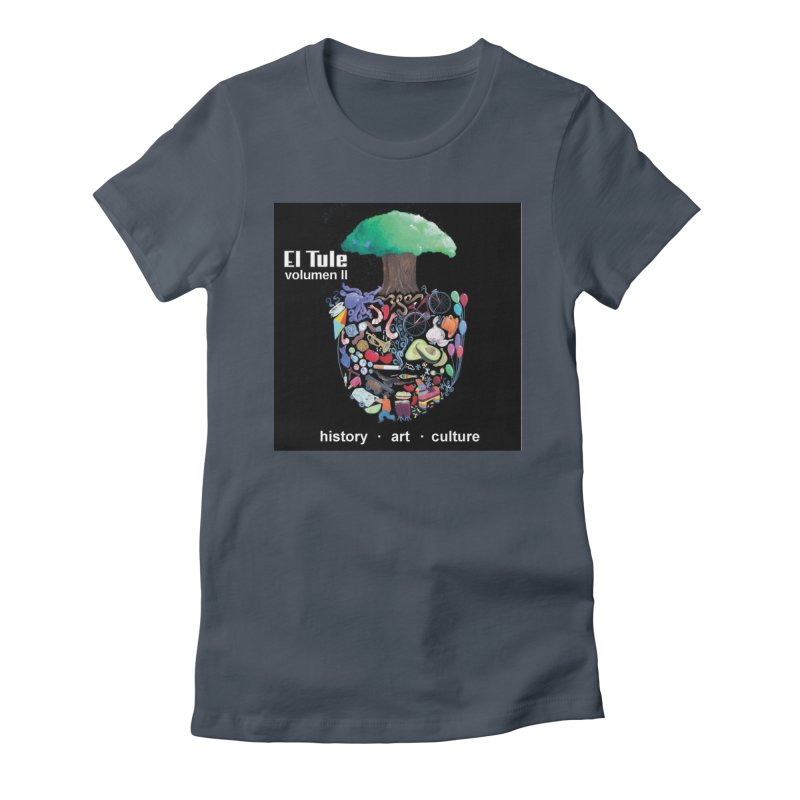 "El Tule ""Volumen II"" Album Cover Women's T-Shirt by El Tule Store"