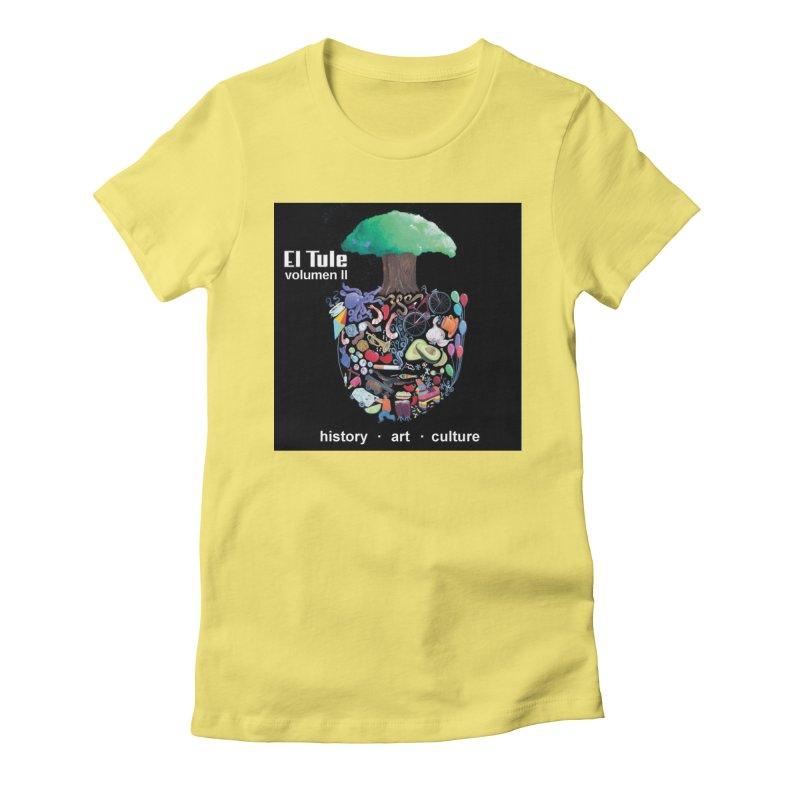 "El Tule ""Volumen II"" Album Cover Women's T-Shirt by El Tule Store"