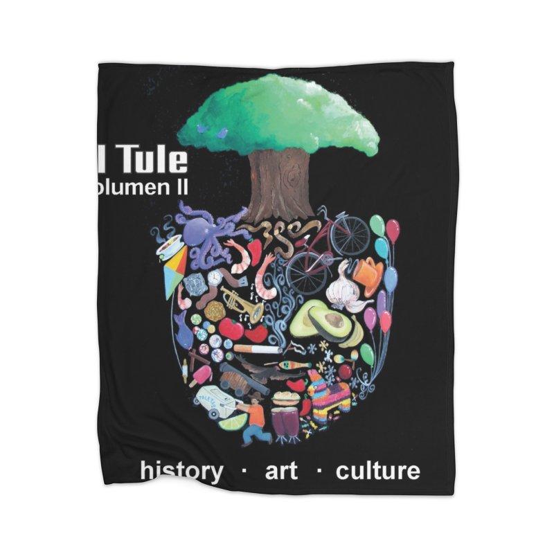 """El Tule """"Volumen II"""" Album Cover Home Blanket by El Tule Store"""