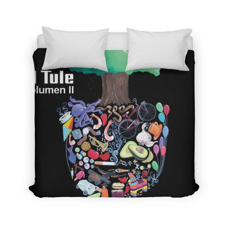 """El Tule """"Volumen II"""" Album Cover Home Duvet by El Tule Store"""