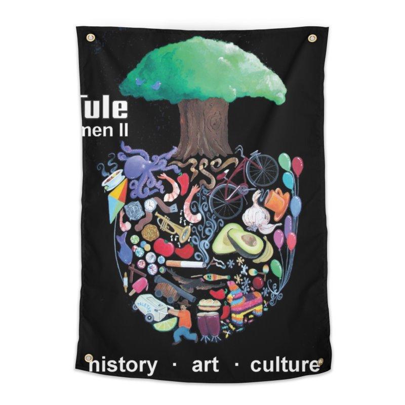 """El Tule """"Volumen II"""" Album Cover Home Tapestry by El Tule Store"""