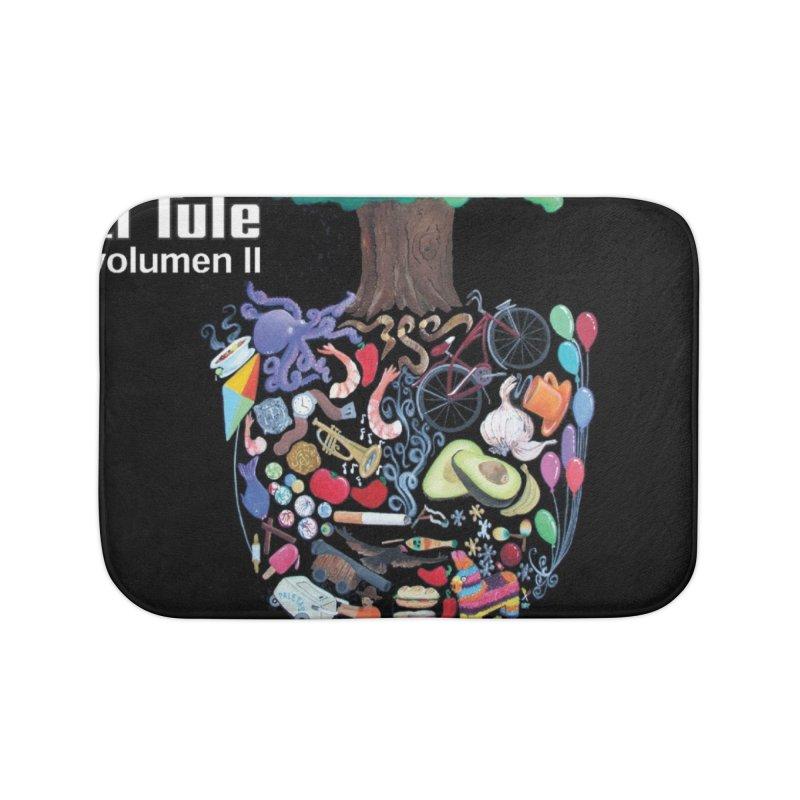 "El Tule ""Volumen II"" Album Cover Home Bath Mat by El Tule Store"