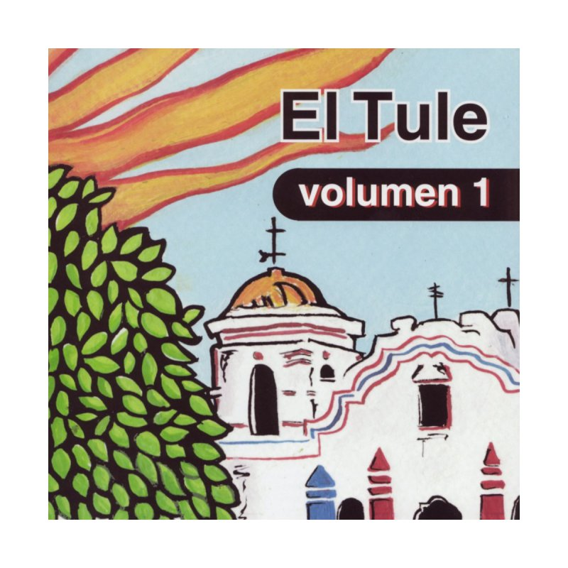 "El Tule ""Volumen I"" Album Cover Men's T-Shirt by El Tule Store"