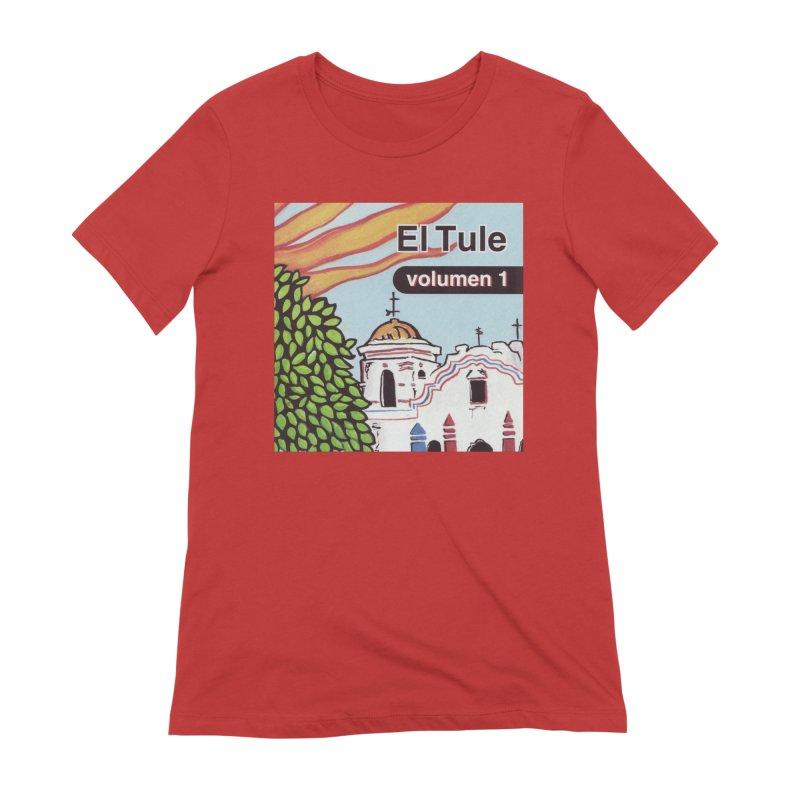 "El Tule ""Volumen I"" Album Cover Women's Extra Soft T-Shirt by El Tule Store"