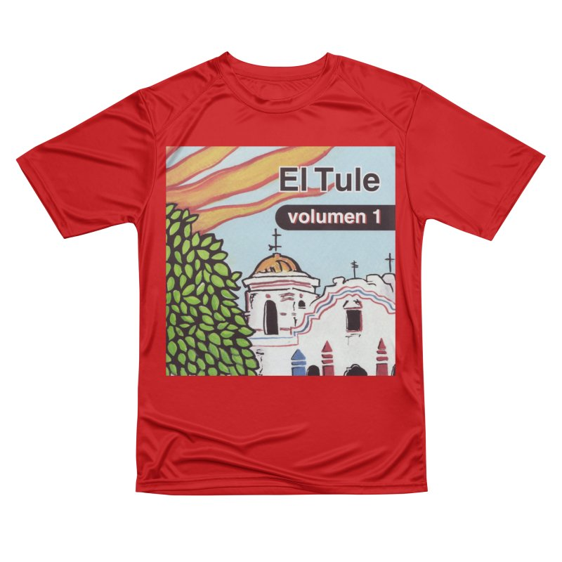 "El Tule ""Volumen I"" Album Cover Women's Performance Unisex T-Shirt by El Tule Store"