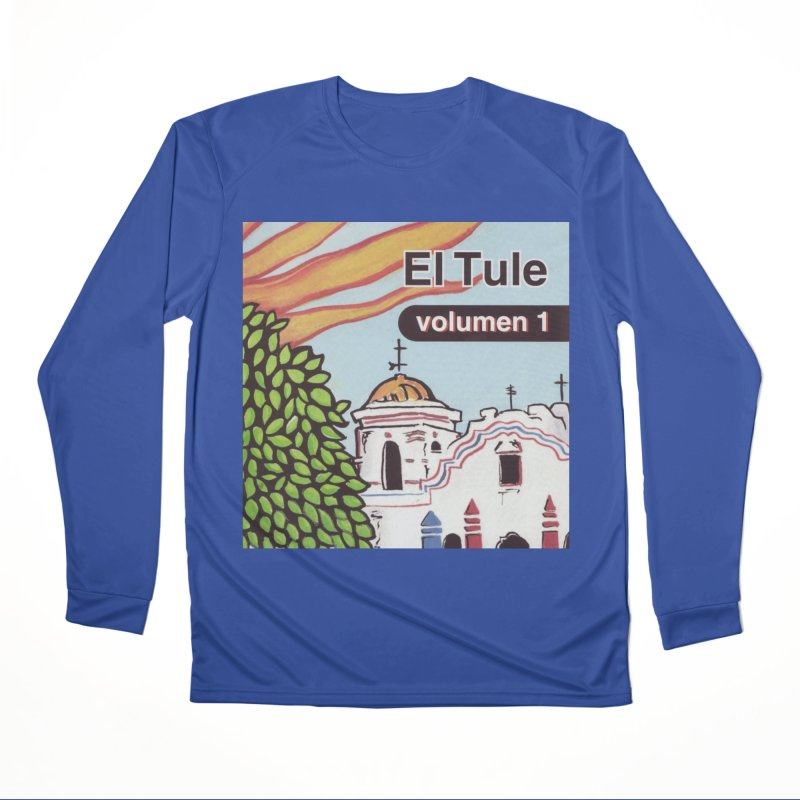 "El Tule ""Volumen I"" Album Cover Men's Performance Longsleeve T-Shirt by El Tule Store"