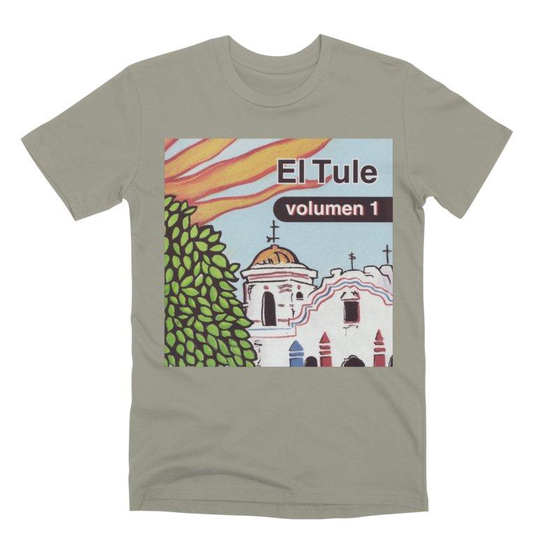 """El Tule """"Volumen I"""" Album Cover Men's Premium T-Shirt by El Tule Store"""