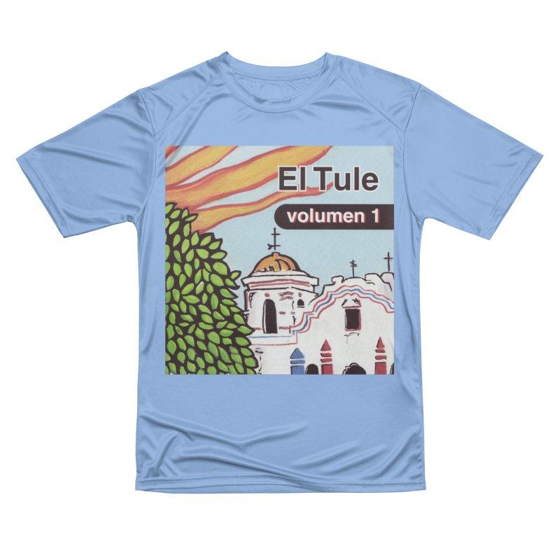 "El Tule ""Volumen I"" Album Cover Women's Performance Unisex T-Shirt by El Tule Store"