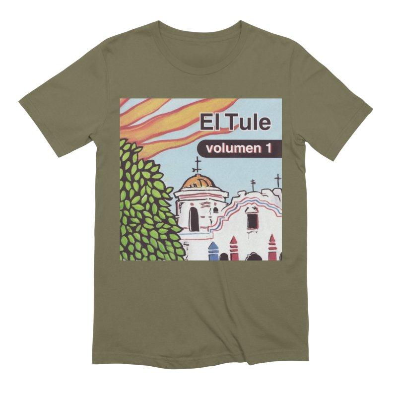 "El Tule ""Volumen I"" Album Cover Men's Extra Soft T-Shirt by El Tule Store"