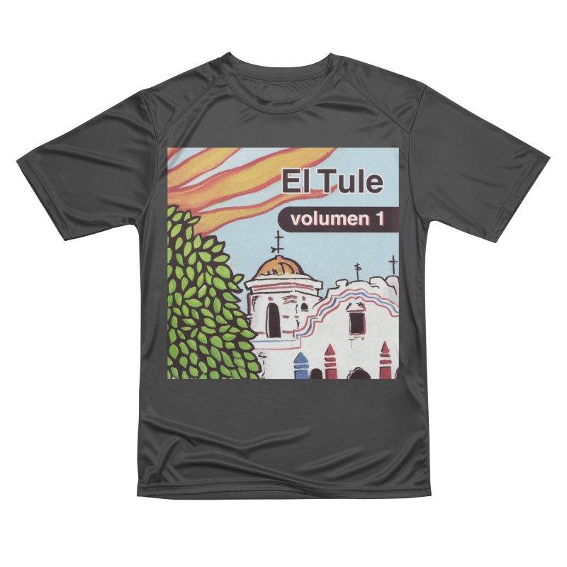 "El Tule ""Volumen I"" Album Cover Men's Performance T-Shirt by El Tule Store"