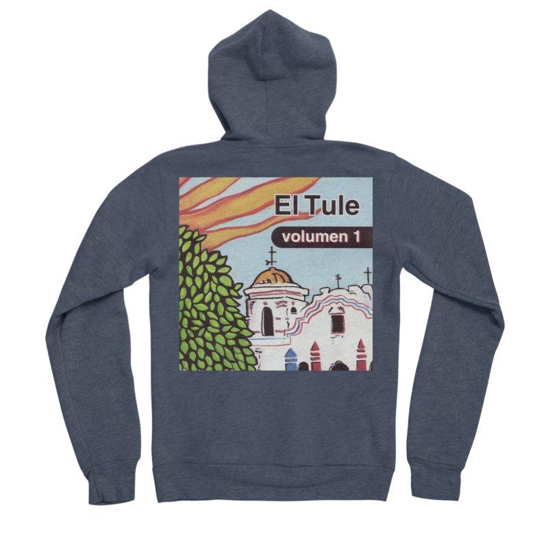 """El Tule """"Volumen I"""" Album Cover Men's Sponge Fleece Zip-Up Hoody by El Tule Store"""