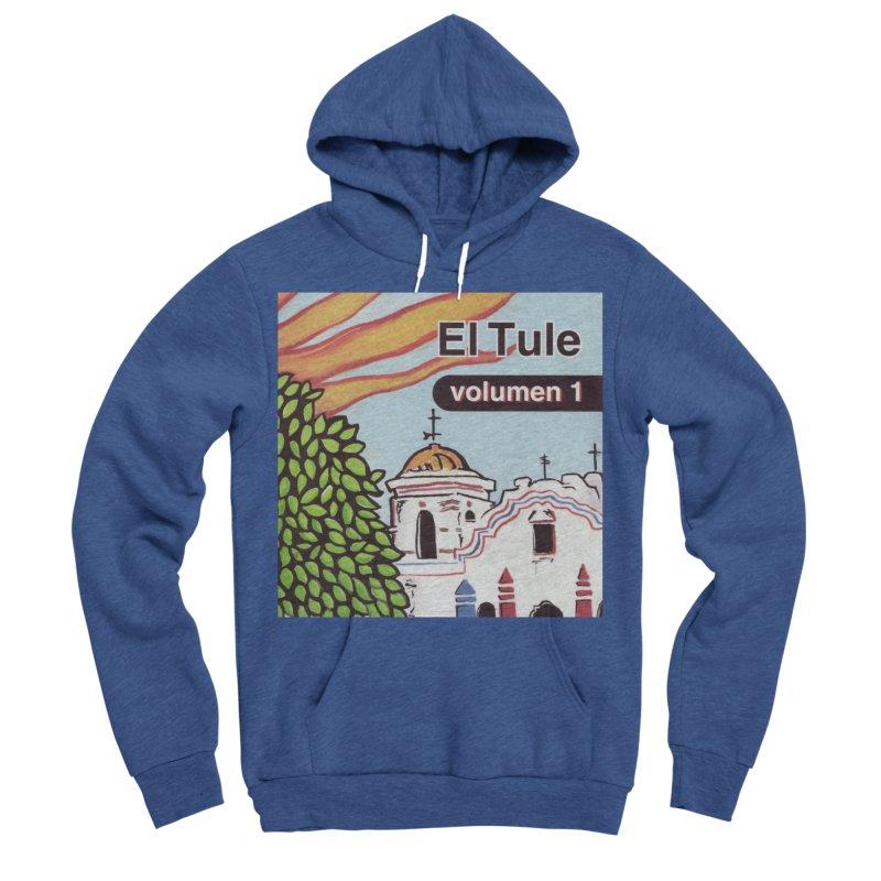 "El Tule ""Volumen I"" Album Cover Men's Sponge Fleece Pullover Hoody by El Tule Store"
