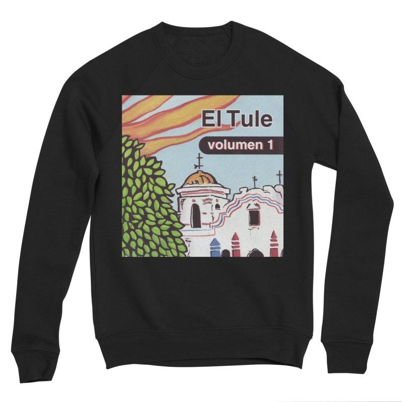 "El Tule ""Volumen I"" Album Cover Men's Sponge Fleece Sweatshirt by El Tule Store"