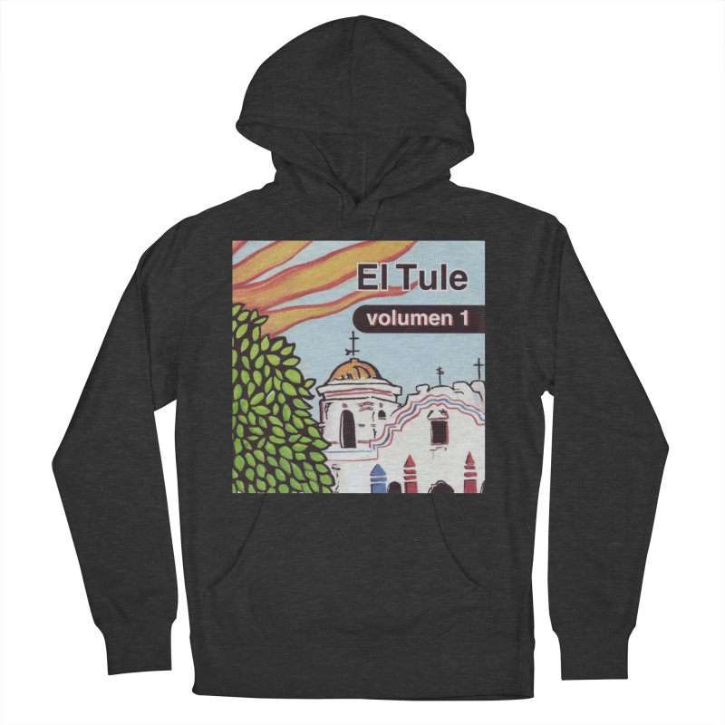 "El Tule ""Volumen I"" Album Cover Men's French Terry Pullover Hoody by El Tule Store"