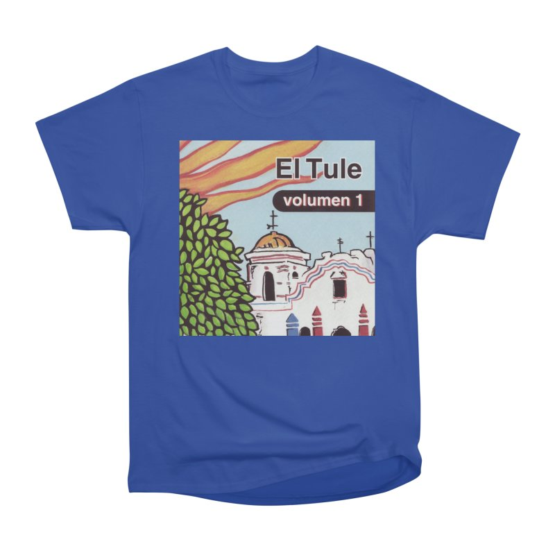 "El Tule ""Volumen I"" Album Cover Men's Heavyweight T-Shirt by El Tule Store"