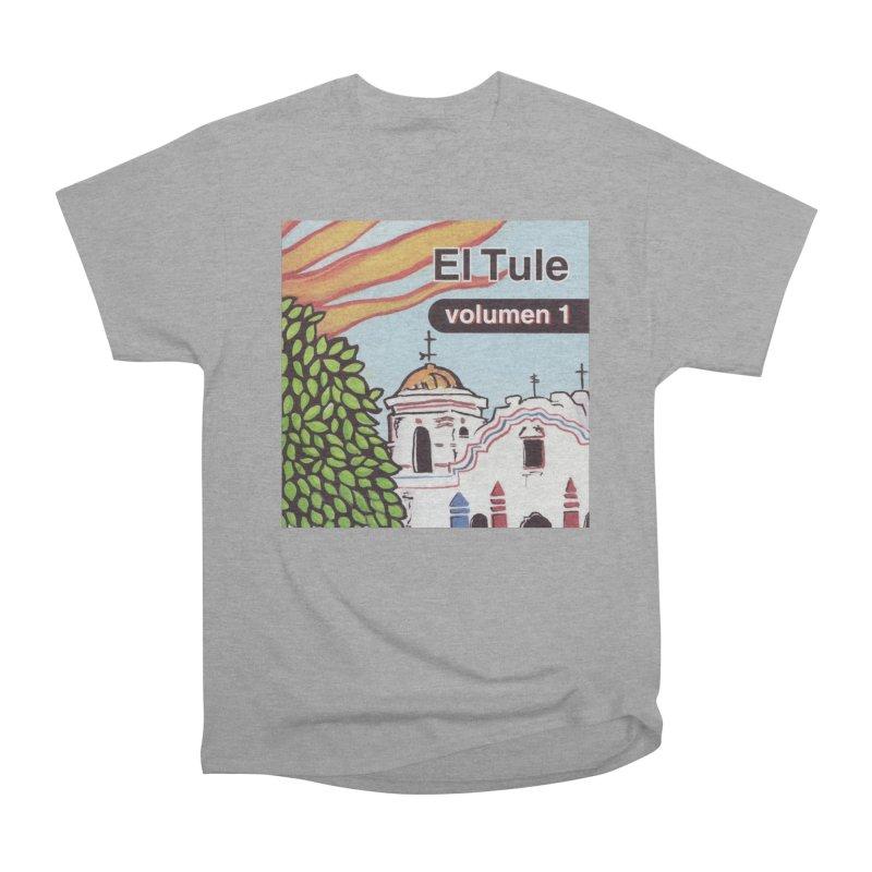 "El Tule ""Volumen I"" Album Cover Men's Heavyweight T-Shirt by El Tule Store"