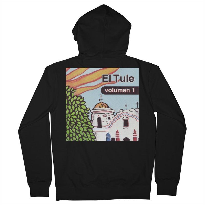 "El Tule ""Volumen I"" Album Cover Men's French Terry Zip-Up Hoody by El Tule Store"