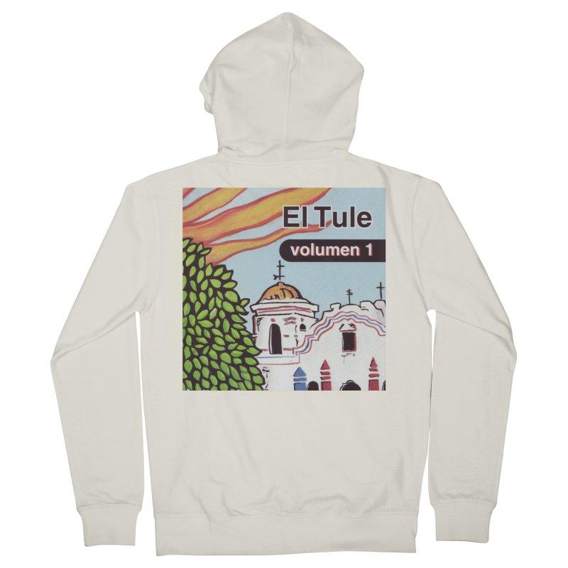 """El Tule """"Volumen I"""" Album Cover Men's Zip-Up Hoody by El Tule Store"""