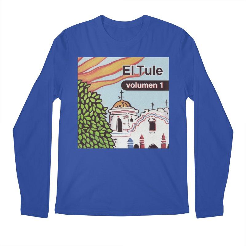 "El Tule ""Volumen I"" Album Cover Men's Regular Longsleeve T-Shirt by El Tule Store"