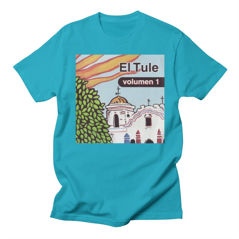 "El Tule ""Volumen I"" Album Cover Women's Regular Unisex T-Shirt by El Tule Store"