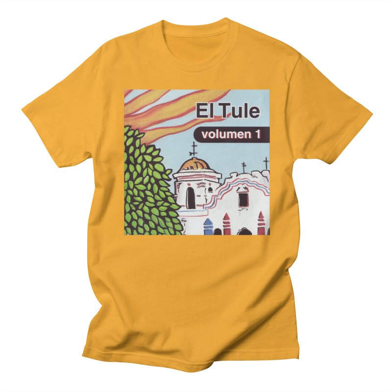 "El Tule ""Volumen I"" Album Cover Men's Regular T-Shirt by El Tule Store"