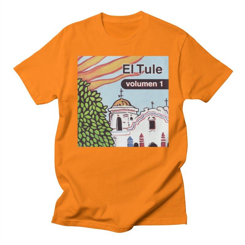 "El Tule ""Volumen I"" Album Cover Men's Regular T-Shirt by El Tule Store"