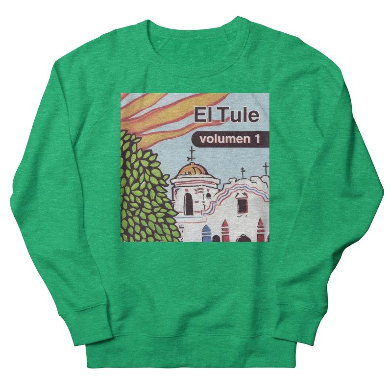 """El Tule """"Volumen I"""" Album Cover Men's French Terry Sweatshirt by El Tule Store"""