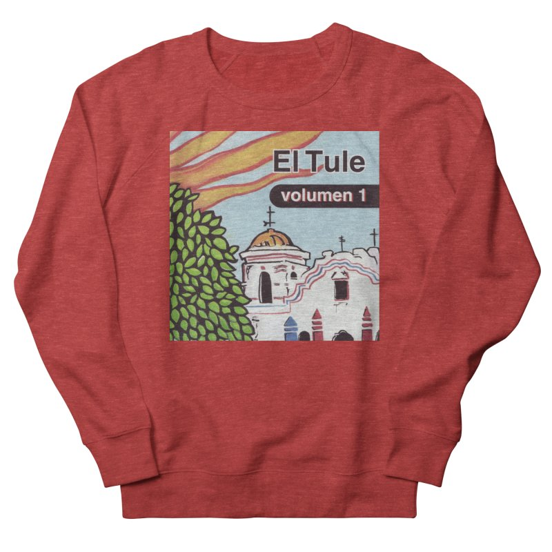 "El Tule ""Volumen I"" Album Cover Men's French Terry Sweatshirt by El Tule Store"